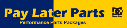 Pay Later Parts